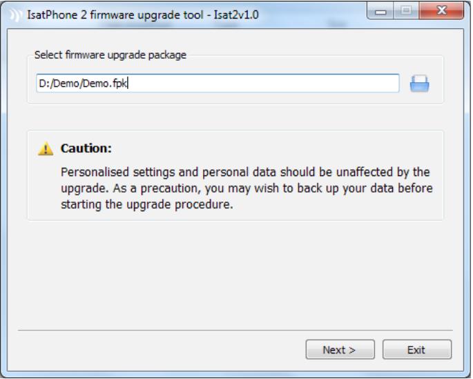 IsatPhone 2 Firmware Upgrade Instructions – SatPhoneStore